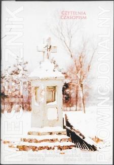 Miesięcznik Prowincjonalny, 1999, R. 2, nr 11/12