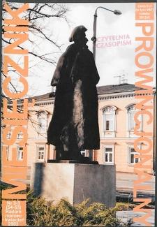 Miesięcznik Prowincjonalny, 2003, R. 6, nr 3/4