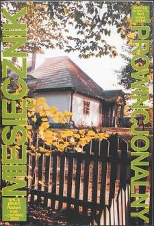 Miesięcznik Prowincjonalny, 2005, R. 8, nr 1/2