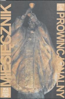 Miesięcznik Prowincjonalny, 2005, R. 8, nr 3/4