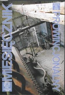 Miesięcznik Prowincjonalny, 2006, R. 8, nr 5/6