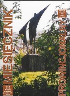 Miesięcznik Prowincjonalny, 2009, R. 11, nr 5