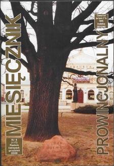 Miesięcznik Prowincjonalny, 2009, R. 11, nr 6