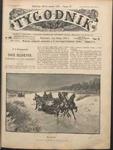 Tygodnik Ilustrowany, 1888, T. 11, nr 266