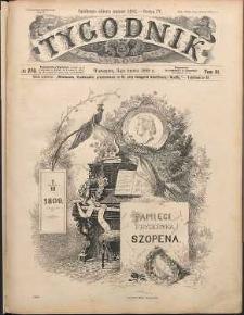 Tygodnik Ilustrowany, 1888, T. 11, nr 270