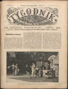Tygodnik Ilustrowany, 1888, T. 11, nr 271