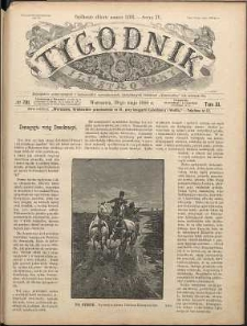 Tygodnik Ilustrowany, 1888, T. 11, nr 281