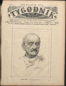 Tygodnik Ilustrowany, 1888, T. 11, nr 287