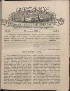 Brzask : Radomski Tygodnik Obrazkowy, 1916, R. 1, nr 11