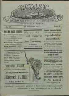 Brzask : Radomski Tygodnik Obrazkowy, 1917, R. 2, nr 27