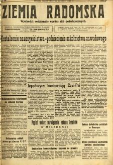 Ziemia Radomska, 1932, R. 5, nr 24
