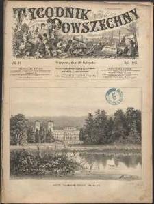 Tygodnik Powszechny, 1883, nr 46
