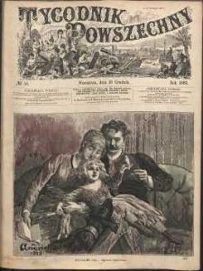 Tygodnik Powszechny, 1883, nr 50