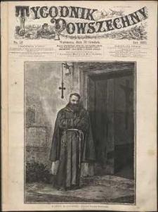Tygodnik Powszechny, 1883, nr 52