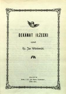 Dekanat iłżecki