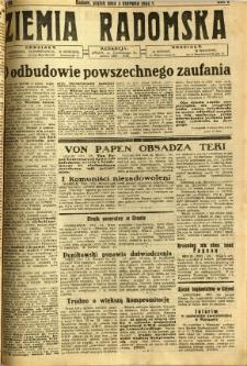 Ziemia Radomska, 1932, R. 5, nr 124