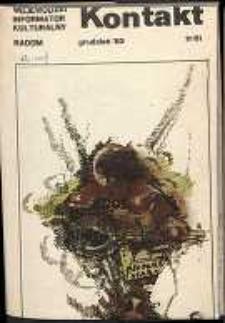 Kontakt : Wojewódzki Informator Kulturalny, 1983, nr 11