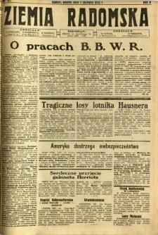 Ziemia Radomska, 1932, R. 5, nr 127