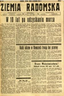 Ziemia Radomska, 1932, R. 5, nr 175