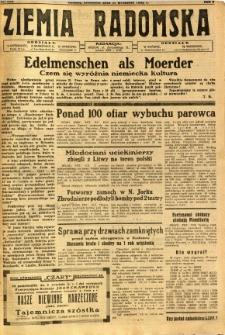 Ziemia Radomska, 1932, R. 5, nr 208