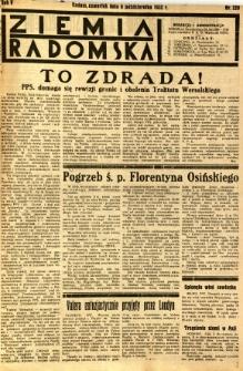 Ziemia Radomska, 1932, R. 5, nr 229