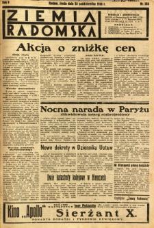 Ziemia Radomska, 1932, R. 5, nr 246