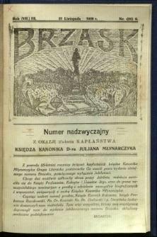 Brzask: Dwumiesięcznik uczennic Seminarium Nauczycielskiego w Mariówce, 1929, R. (7) 3, nr (25) 9