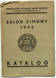 Salon Zimowy 1945 : katalog