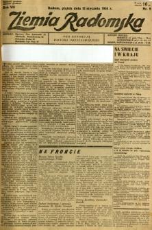 Ziemia Radomska, 1934, R. 7, nr 9