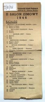 Drugi Salon Zimowy 1946