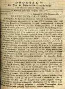 Dziennik Urzędowy Gubernii Sandomierskiej, 1837, nr 33, dod. II
