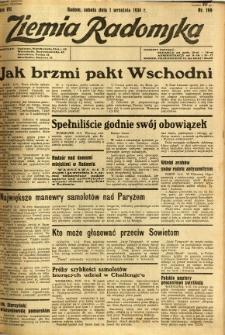 Ziemia Radomska, 1934, R. 7, nr 199