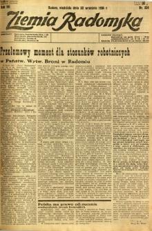 Ziemia Radomska, 1934, R. 7, nr 224