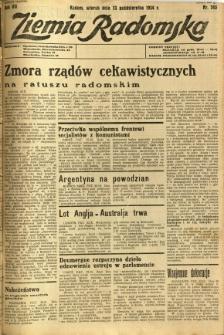 Ziemia Radomska, 1934, R. 7, nr 243