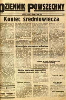 Dziennik Powszechny, 1945, R. 1, nr 1