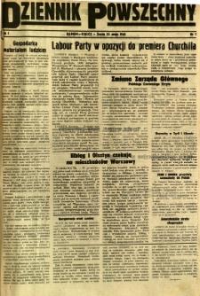Dziennik Powszechny, 1945, R. 1, nr 7