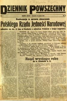 Dziennik Powszechny, 1945, R. 1, nr 29