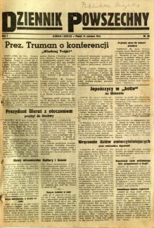 Dziennik Powszechny, 1945, R. 1, nr 30