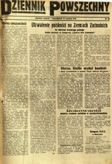 Dziennik Powszechny, 1945, R. 1, nr 40