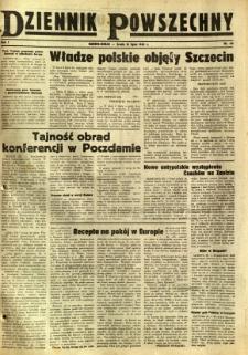 Dziennik Powszechny, 1945, R. 1, nr 63