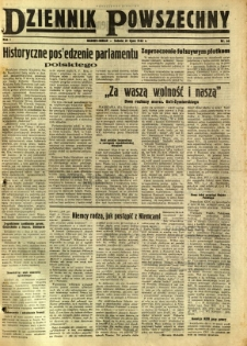Dziennik Powszechny, 1945, R. 1, nr 66