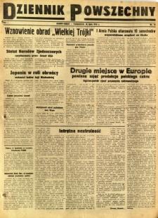 Dziennik Powszechny, 1945, R. 1, nr 75