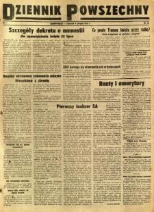 Dziennik Powszechny, 1945, R. 1, nr 85