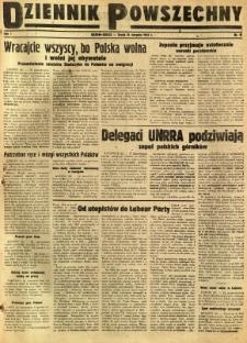 Dziennik Powszechny, 1945, R. 1, nr 91