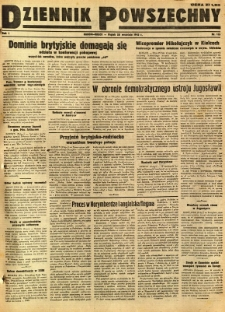 Dziennik Powszechny, 1945, R. 1, nr 135