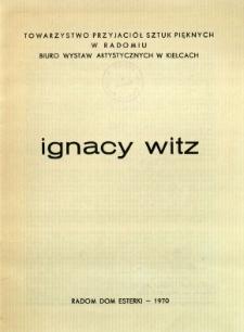 Ignacy Witz
