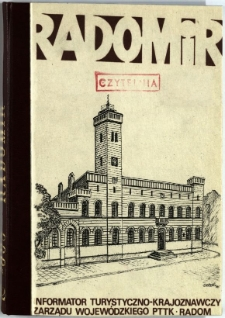Radomir, 1985, R. 1, nr 1