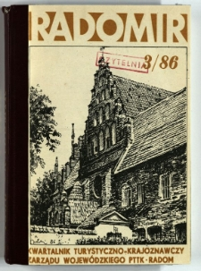 Radomir, 1986, R. 2, nr 3