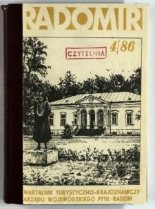 Radomir, 1986, R. 2, nr 4