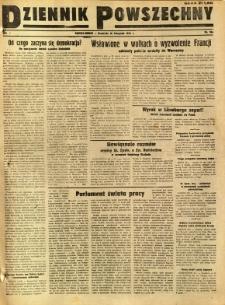 Dziennik Powszechny, 1945, R. 1, nr 186